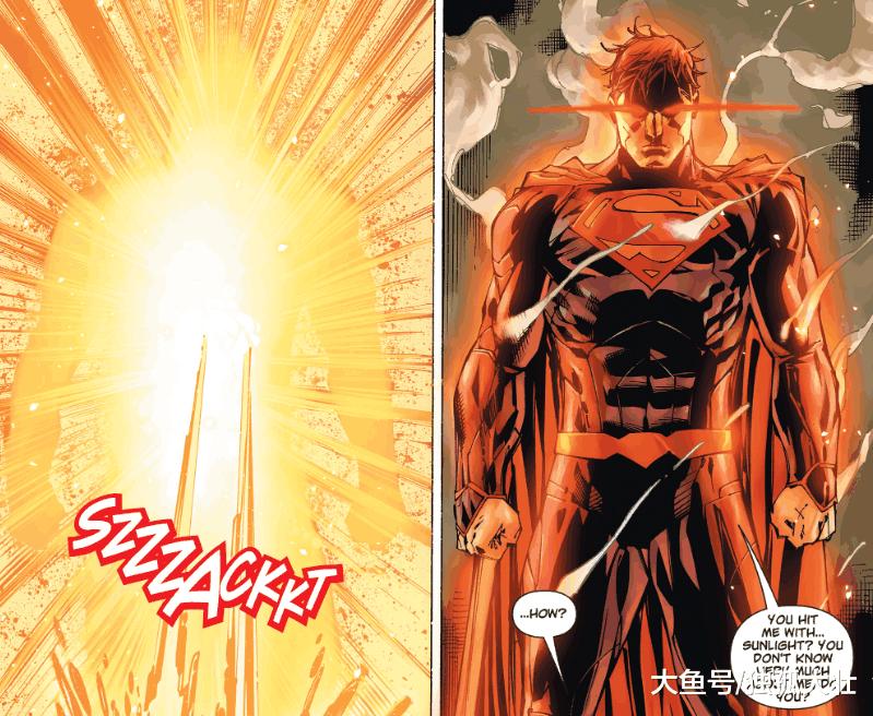 超人王朝: 超人战死之后一群超人出现, 机械超人大战根除者?