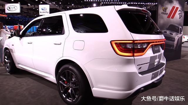 6座硬派肌肉SUV, 搭载V6V8引擎, 比陆巡霸气!