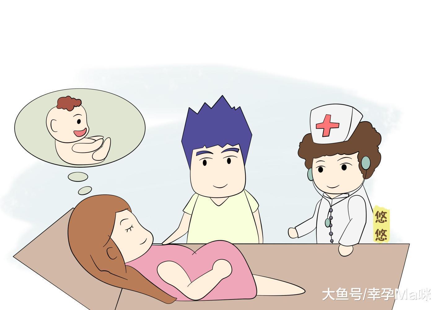 顺产分娩, 可不是只有孕妈努力, 腹中胎儿也是很卖力的