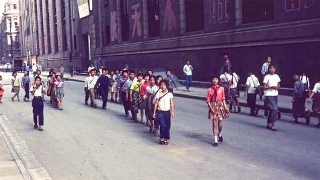美国访华代表团沪上行, 1971年7月