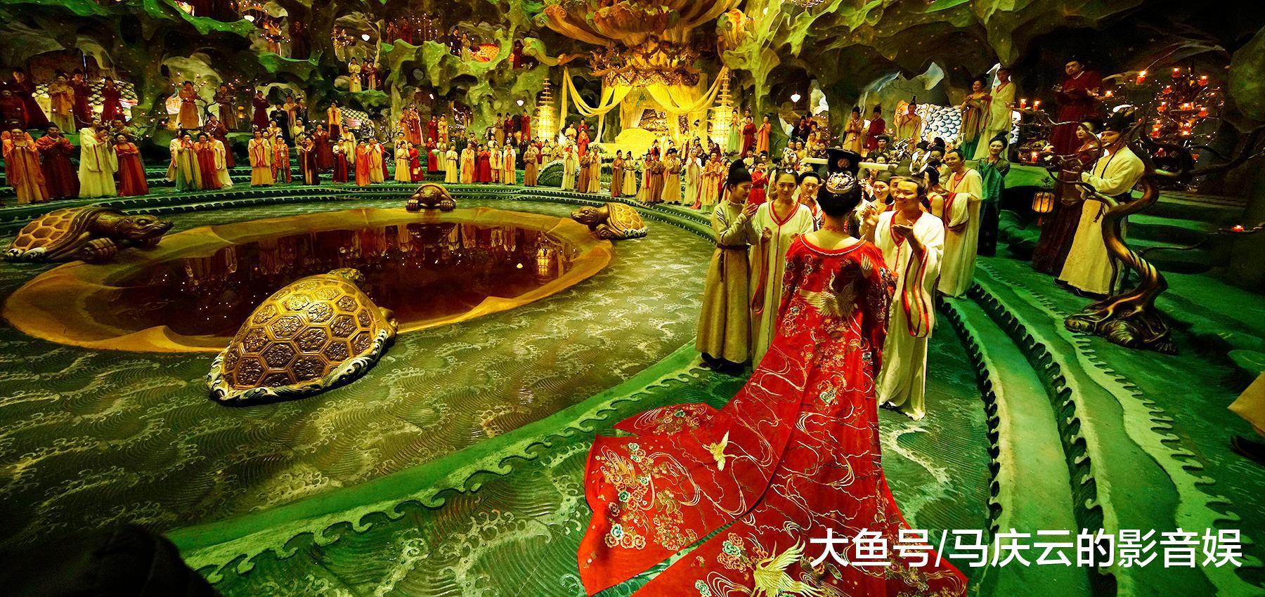 《狄仁杰3》遭遇第一波差评, 刘嘉玲的唐装被讽好像巩俐的黄金甲