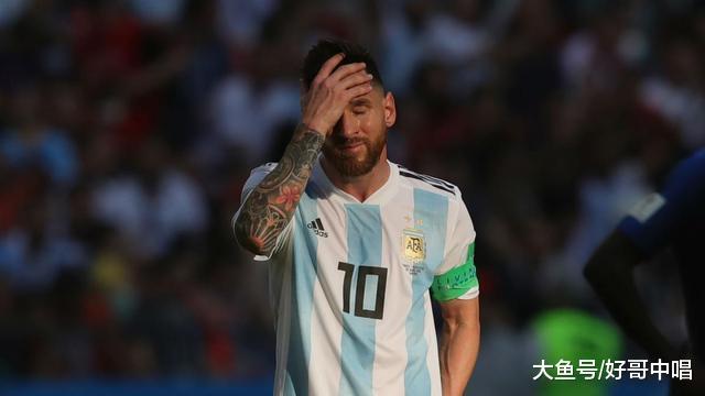 济科: 梅西无需用世界杯来证明自己的伟大, 他和C罗都是球员榜样