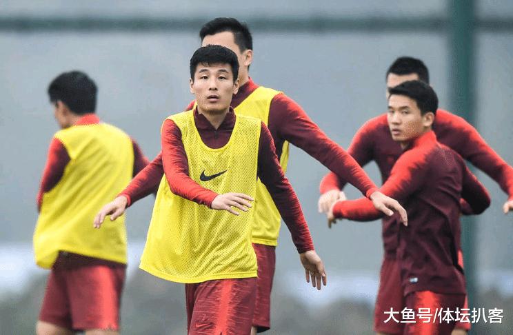 国足两场教授教养赛狂进13球, 亚洲杯主力框架显现, 仅一位置存悬念