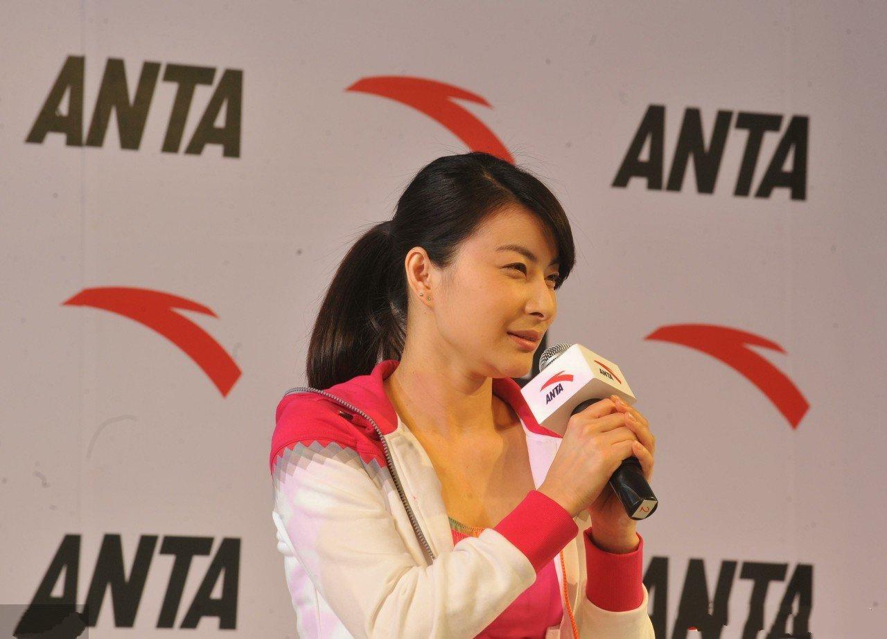 中国体坛10年夜美男, 每一位皆好的弗成方物, 凭什么她是第一?
