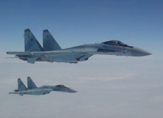 美英因F35闹掰, 五角大楼称遭到皇家空军背叛, 俄出动2架苏35抵近
