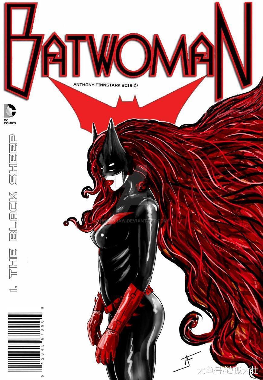蝙蝠女侠正式出场, 四剧联动, 哥谭市最帅气的小姐姐来了!