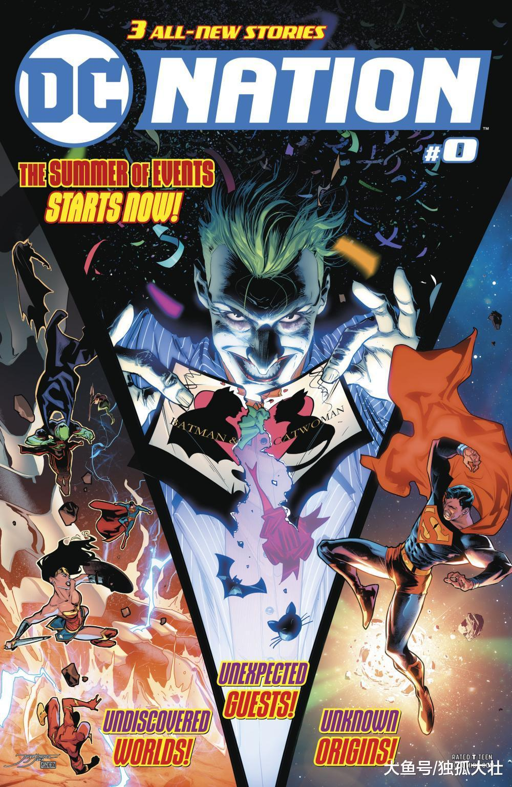 DC宇宙重生的真相, 蝙蝠侠早就觉察到了曼哈顿博士的存在!