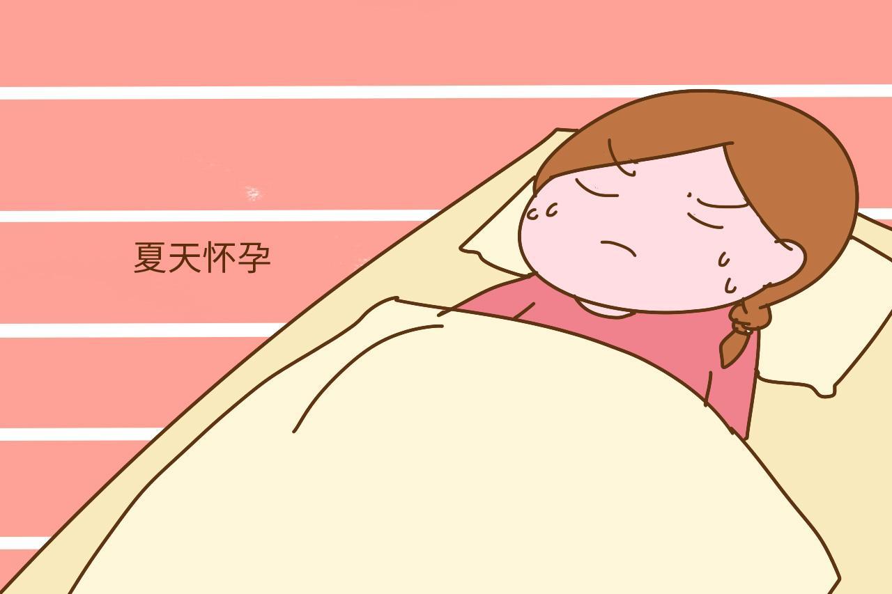 夏天, 怀孕后有什么感觉? 孕妈: 空调房里开电扇