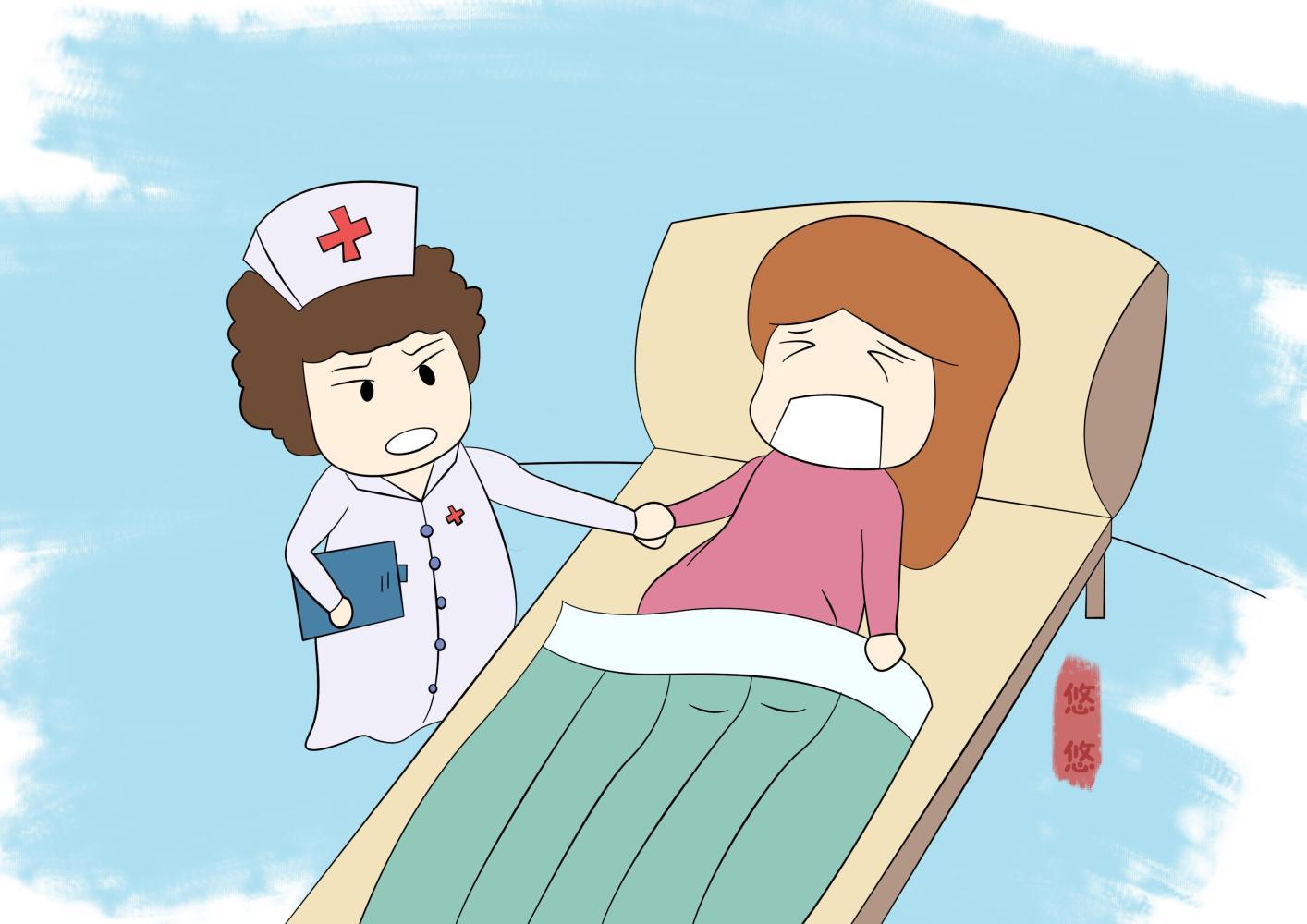 剖腹产后, 产妇能很快回到病房, 为什么顺产的不可以?