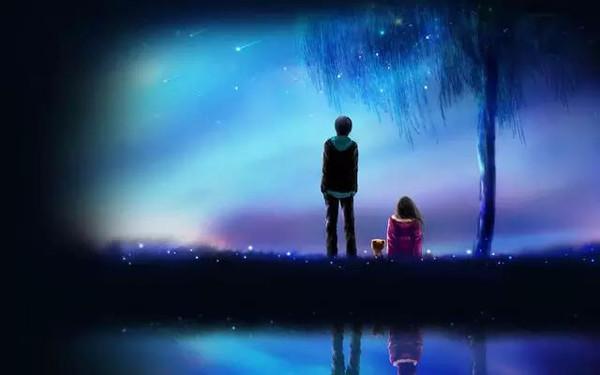 真情不能敷衍, 真爱不能玩弄, 缘分不能挥霍, 人生须有对错