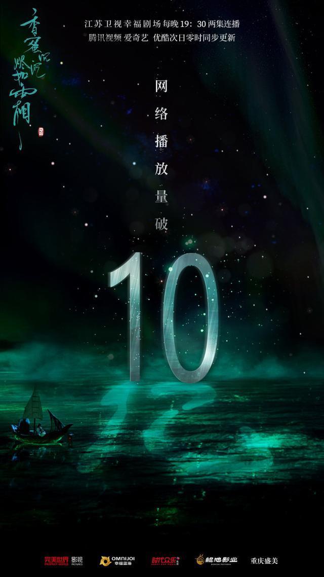 《香蜜沉沉烬如霜》被限流, 主演忍无可忍发动了半个娱乐圈来宣传