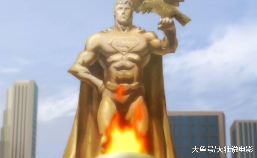 《新52超人》最悲剧的一个超人, 爱上神奇女侠, 为保卫地球而死!