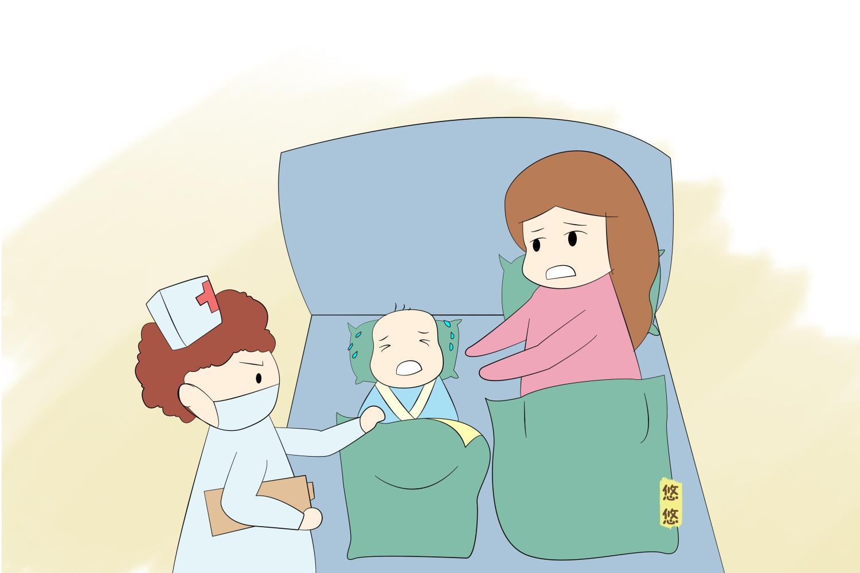宝宝爱出汗, 未必就是热的, 这3种原因宝妈要知道