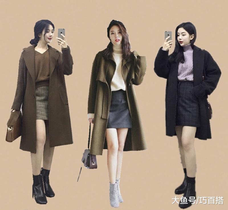 基础款大衣怎么搭更好看?这18套穿搭示范,让你时髦又气质!
