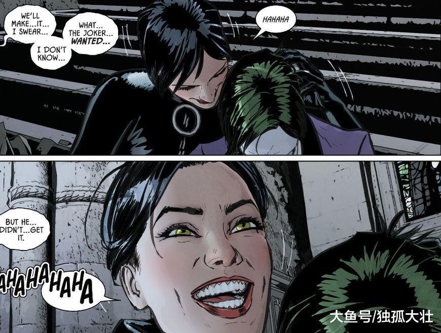 蝙蝠侠结婚之前经历了那么多磨难, 结果还是失败了, 太尴尬了!