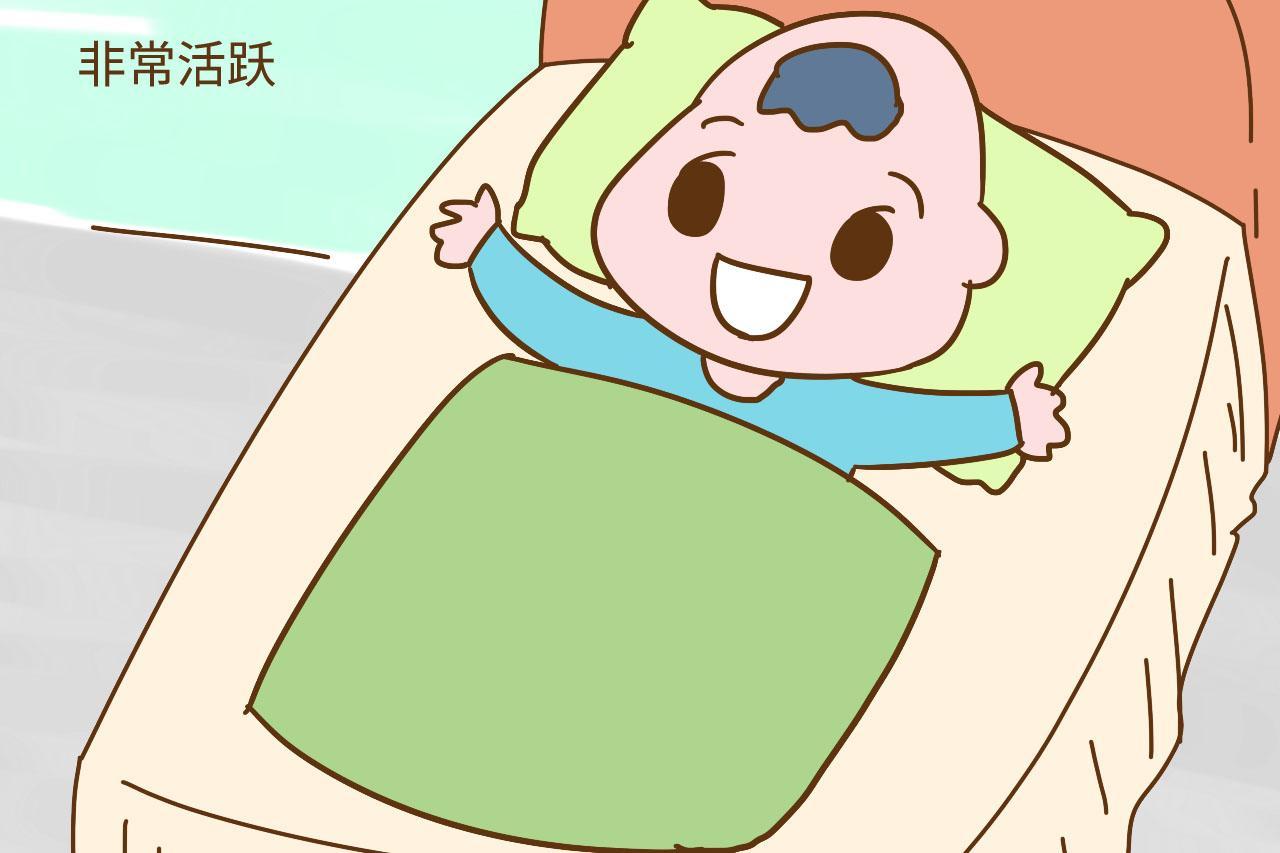 宝宝夜醒哭闹还很粘人怎么办? 别急, 也许是个
