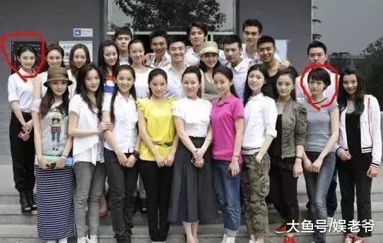 黄渤、刘亦菲相差13岁居然是同学? 郑爽、景甜还是有一个班!