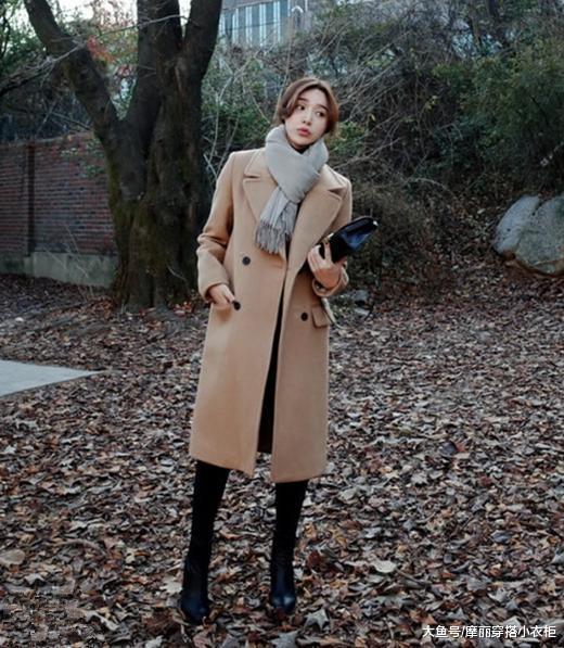寒风瑟瑟,大衣这样搭配,让你的时尚感满格