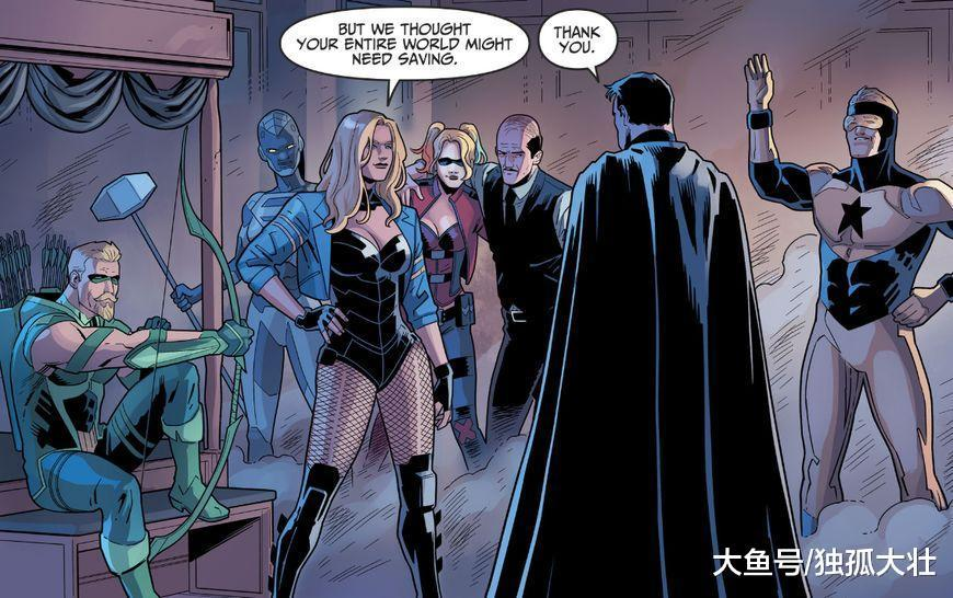 蝙蝠侠将迎来更多的悲剧, 夜翼重伤之后, 老管家也受到袭击!