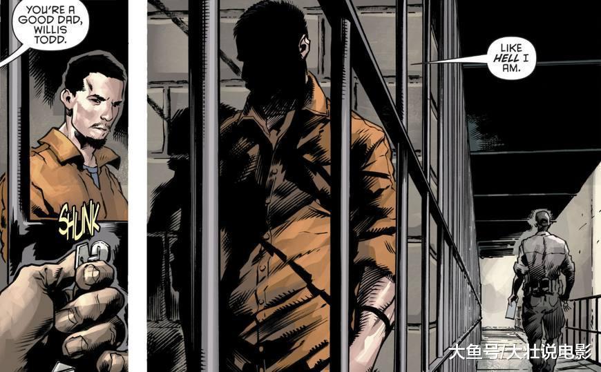 《红头罩》蝙蝠侠隐瞒数年? 他的父亲没有死去, 杰森黑化开始!