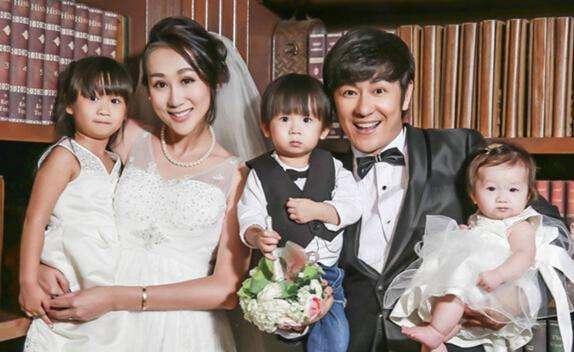 台湾女星嫁小男友, 婚后四年为求子打百次排卵针, 如今喜得龙凤胎