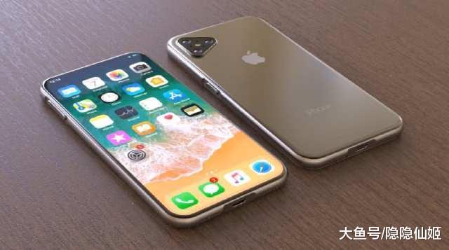 苹果终于亮王牌: 512GB+8GB+光合作用