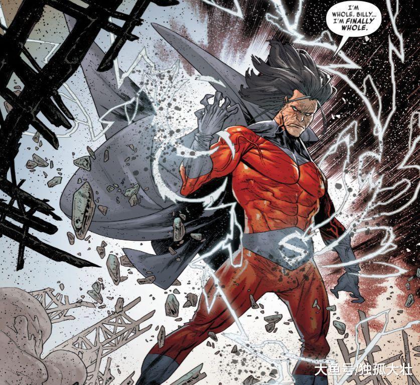 《哨兵》钢铁侠大战哨兵, 鲍勃选择拥抱黑暗, 他和虚无彻底融合!