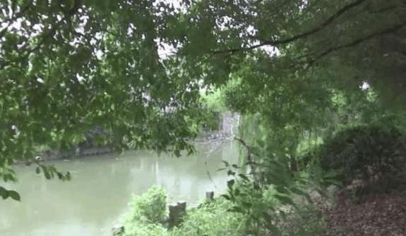 无锡锡北镇一河道发现一具女尸, 马路上血迹一路通到河岸边