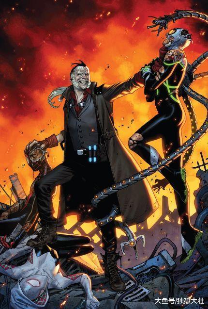 《蜘蛛末日》魔伦家族归来, 章鱼博士闯祸, 两位蜘蛛侠战死!