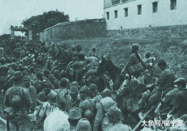 1937年涿县陷落老照片, 两条河匡助抗日戎行守了近50天