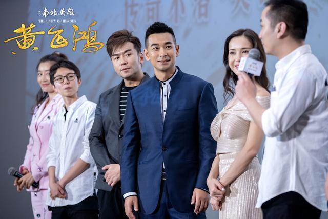 赵文卓26年后再演《黄飞鸿》做监制打造新系列