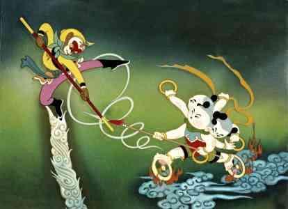 最经典好看的世界十大动画电影, 《大闹天宫》上榜, 第六部的主题曲更是闻名全球