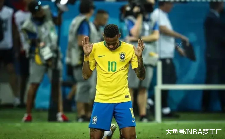 被足球延宕的好食家, 内马尔童年的第一胡想让他的妈妈听睹后流泪