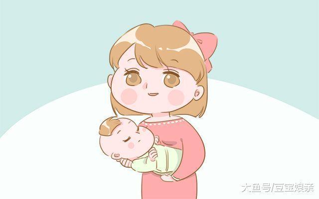 新生宝宝如果有这4种异常, 宝妈别担心, 这不是病