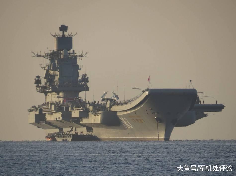 俄罗斯找到造航母捷径, 修航母攒的技术, 现在派上用场了?