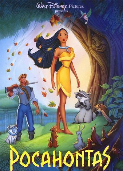 这10部动画电影是从迪士尼56部长片里挑选的, 你看过多少部?