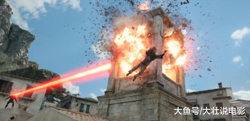 《海王》预告片放出, 战争场面空前绝后, 媚拉小姐姐美若天仙!