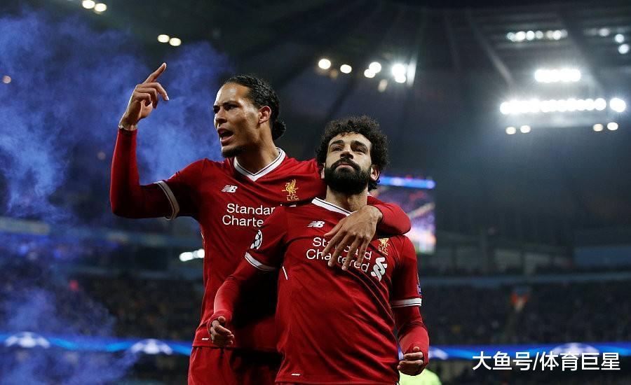 利物浦持续发跑积分榜, 萨推赫重返射脚榜第1位, 詹俊: 范戴克防地魂魄