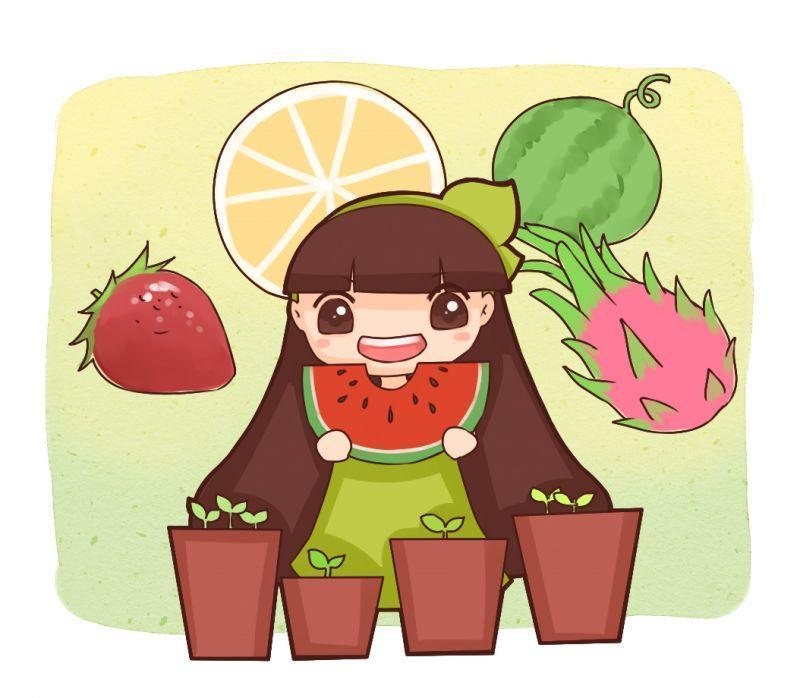 这几种水果别再买, 把果核种起来, 多到吃不完