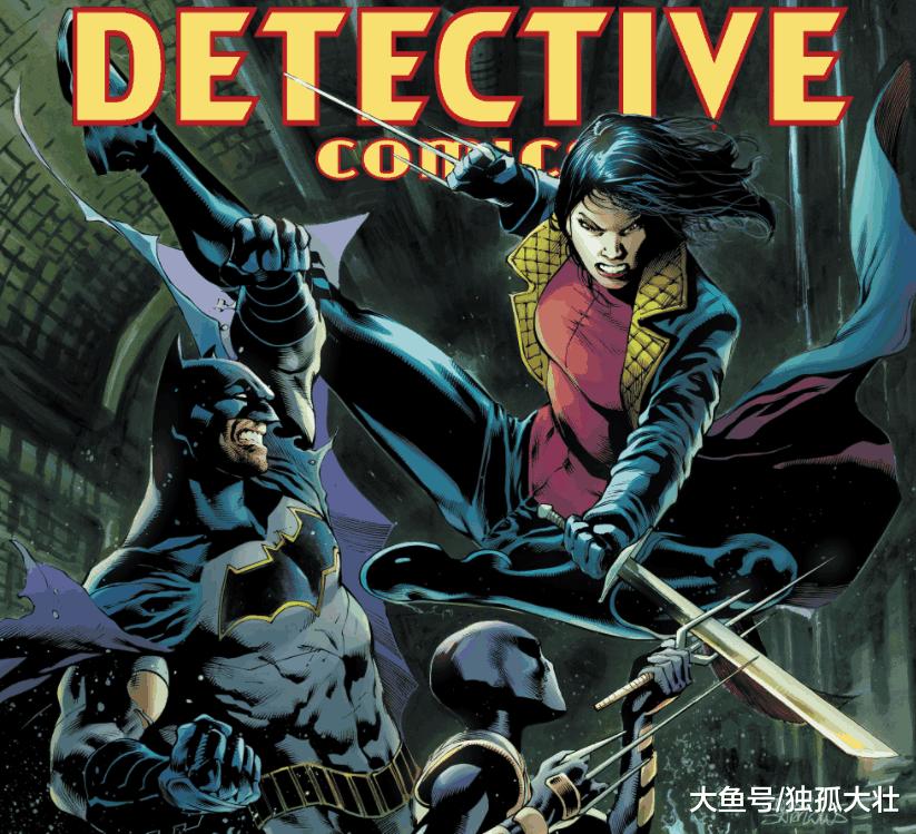 蝙蝠侠实力太过可怕, 天眼会暗中组建蝙蝠侠特种小队!
