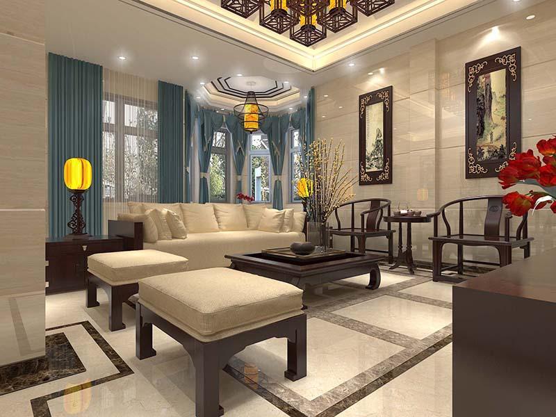 客厅混搭装修, 布置的有品味