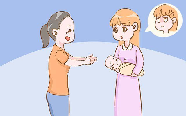 去吃满月酒的时候, 当宝妈面别说这几句话, 会遭嫌