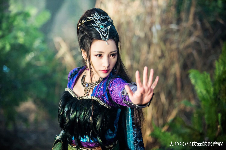 《武动乾坤》收视率大跌, 网播热度主演杨洋远超女一号张天爱
