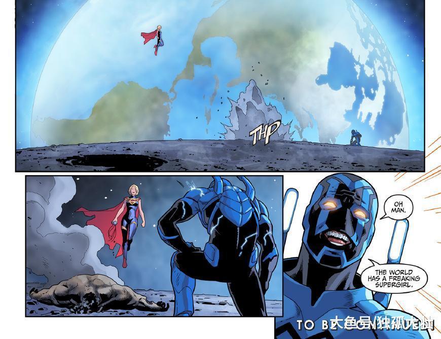《不义联盟2》蝙蝠侠陷入昏迷, 超女卡拉怒斩亚魔卓机器人!