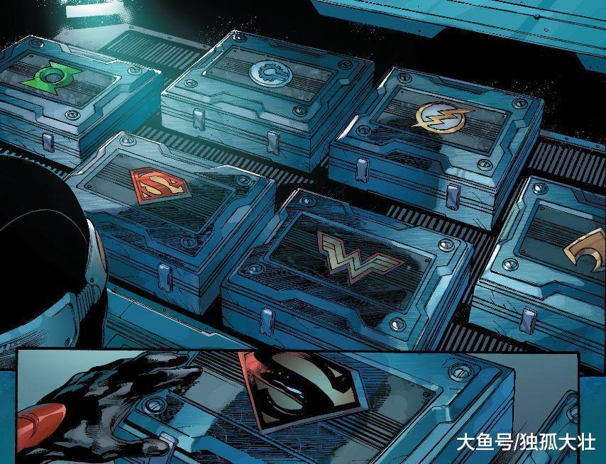 蝙蝠侠对正义联盟有多么重要? 没了他根本没有正义联盟!