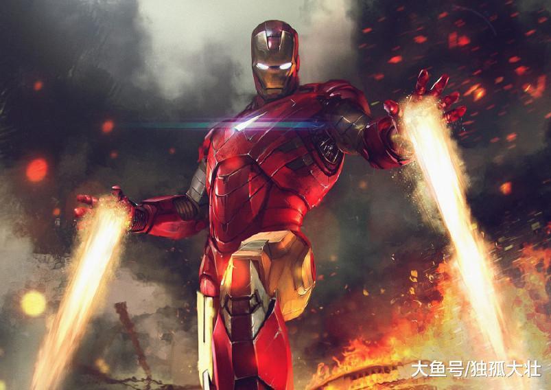 普通人穿上钢铁侠战甲就能成为超级英雄? 你太小看钢铁侠了!