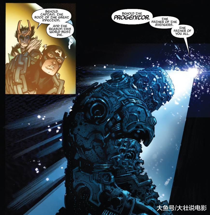 《复仇者》洛基带天神组入侵地球, 钢铁侠和惊奇队长竟还在吵架!
