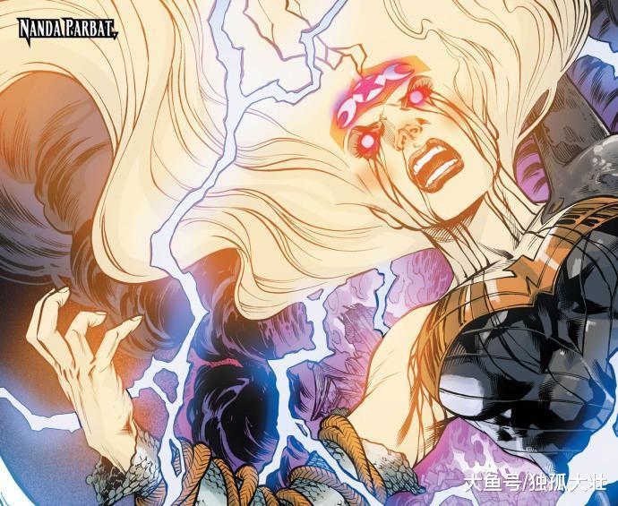《黑暗正义联盟》女巫之神布局天下, 神奇女侠被彻底控制!