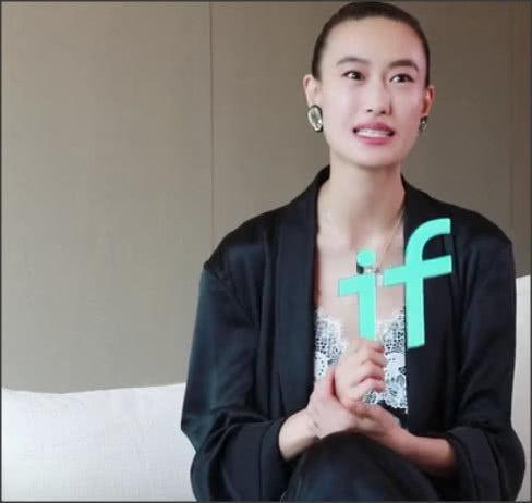 秦舒培自认很美, 被陈冠希宠出无敌自信, 不在意网友说她像男人