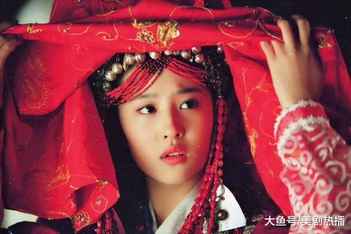 《南烟斋笔录》将映, 刘亦菲挑战双重人格, 清纯黑化转变太带感!